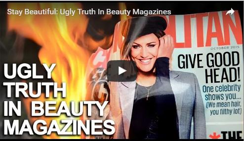 Грозната истина, за женските списания и реклама – (видеото е ново)