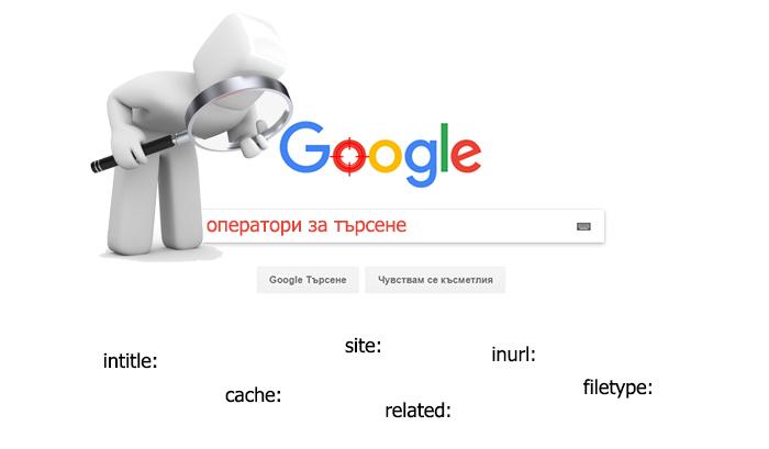 Как да ползваме супер ефективно операторите за търсене на Google