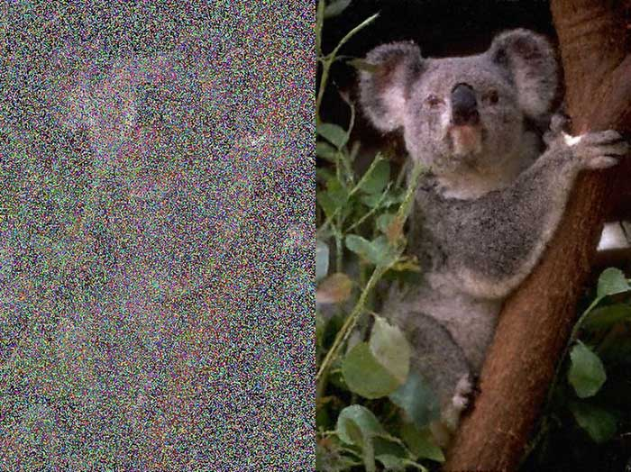 NVIDIA развива AI, който може да премахне шума, пикселите и дори водни знаци от снимките